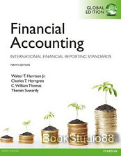 NEW 3 Days 2 US CA Financial Accounting 9E Harrison Horngren Thomas 9th Edition