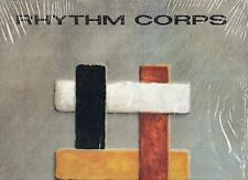 RHYTHM CORPS disco LP 33 STAMPA AMERICANA Common Ground MADE in USA 1988 + Inner