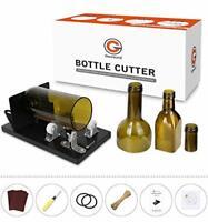 Bottle Cutter, Genround [2020 Upgrade 2.1] Glass Bottle Cutter Tool,
