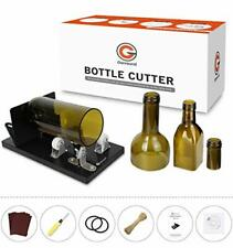 Bottle Cutter, Genround [2020 Upgrade 2.1] Glass Bottle Cutter Tool,