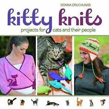 Kitty Knits: Projects for Cats and Their People, Druchunas, Donna, Very Good Boo