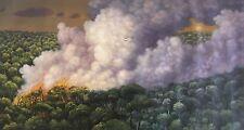 OMAR TORRES Original Cuban Latin American Artist Cuba Arte Cubano Pintura
