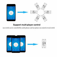 Sonoff Smart Home Wireless Remote Control Wifi Switch&DIY Switch 90-250V Control
