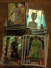 MATCH ATTAX UEFA CHAMPIONS 17/18 ALL 446 CARDS