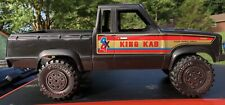 Vintage King Kab Cab 4x4 Pick Up Truck 17 Long Strombecker Made In USA Nissan
