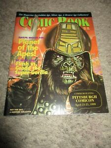 Comic Book Marketplace 68 PITTSBURGH CON VARIANT Planet of Apes, Flash Blackhawk