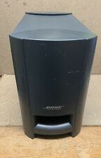 Bose Acoustimass Lifestyle Subwoofer PS3-2-1 ll Powered Speaker System In Black