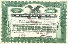 The Great Western Sugar Company 1935-RAR