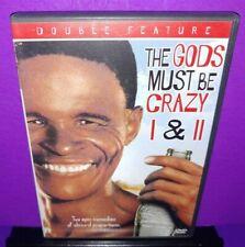 Gods Must Be Crazy I  II (DVD, 2004, 2-Disc Set) B565