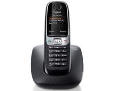 Schwarze Schnurlose Telefone Gigaset C610 Überspannungsschutze der Mobilteile 1