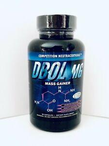 DBAL-MG BODYBUILDING PreWorkout LEGAL Mass BOOSTER NO STEROIDS/HGH Testosterone