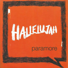 "PARAMORE Hallelujah [Limited Edition] 7"" inch Single Poster Bag Vinyl (2007)"