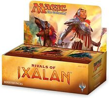 RIVALS OF IXALAN ITA BOOSTER BOX JUST OPENED COMMONS AND UNCOMMONS NM MTG