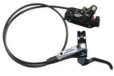 New SHIMANO Deore M615 MTB Hydraulic Disc Brake Set Front&Rear With Resin Pad