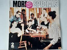 THE SPECIALS   MORE SPECIALS   VINYL ALBUM