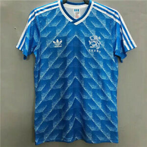 Holland shirt Netherlands retro vintage new 1988 Top quality away jersey UK