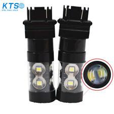 NEW 2pcs 80W LED Reverse Backup Light Bulbs For Jeep Wrangler JK 2007-2016