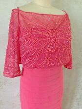 VENI INFANTINO MOTHER OF THE BRIDE/GROOM DRESS AND JACKET - 18