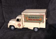 Buddy L Rival Dog Food Box Truck Vintage 1950's! Display/Parts/Restore!