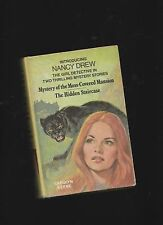 Carolyn Keene/Nancy Drew 2 in 1:Mystery Of The Moss-Covered Mansion/Hidden Stair