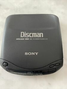 Discman Sony Player