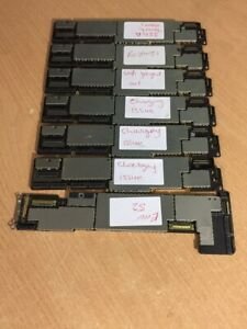 7x iPad 4/3/2 Motherboard with Different Faults. Read description.