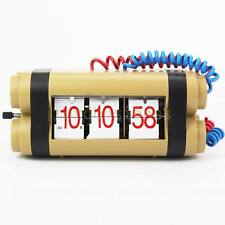 Defuse Bomb Flip Clock  Modern Art Desk Watch Analog Dial Creative Funny Timer
