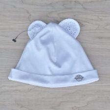 Maison Michel Lace Bear Ears Baby Beanie Hat $465