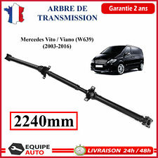 Arbre de transmission longitudinal NEUF Mercedes Vito Viano 2240mm =A6394103006