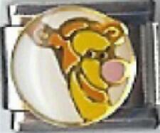 Tigger Disney Winnie the Pooh Italian Charm 9mm Link For Bracelet