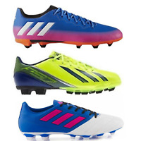 adidas Football Boots Mens 3 Colours RRP £50-65 SMALL FITTING PLS GO UP A SIZE