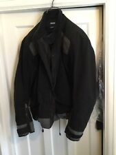 BMW Streetguard motorcycle jacket