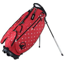 HONMA GOLF Caddy Bag CB-12010 New 2020 Model Apparel collection design 9 Red