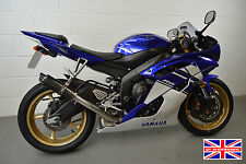 Yamaha R6 06-16 SP Engineering De Fibra De Carbono Rechoncho Escape Moto GP