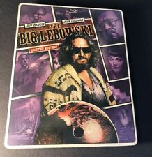 The Big Lebowski [ Limited Edition STEELBOOK v2 ] (Blu-ray Disc /DVD Combo) NEW
