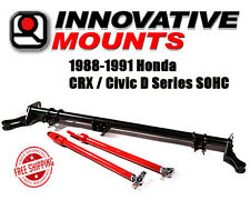 innovative Traction Bar 1988-1991 Honda CRX Civic D Series SOHC EF IN STOCK NOW