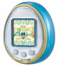 Bandai Tamagotchi 4u Blue TAMAGGOTCHI From Japan