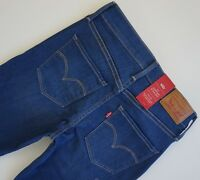 LEVI'S 314 SHAPING STRAIGHT Jeans Women's, Authentic BRAND NEW (196310043)