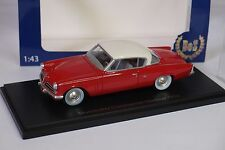 BEST OF SHOW STUDEBAKER COMMANDER STARLINER 1953 1/43