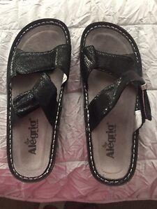 Alegria Shoes Size 8