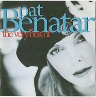 Pat Benatar CD The Very Best Of Pat Benatar - Italy (M/EX)