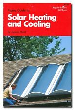 Popular Science Skill Book - Solar Heating and Cooling PB 1978  CT