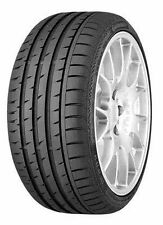 4 X New 245-40-18 93Z CONTINENTAL SPORT CONTACT 3 TYRES FREE SHIPPING TO METRO