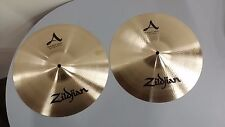 "Zildjian A Series 14"" New Beat Hi-Hats A0133(PAIR) GREAT CONDITION"