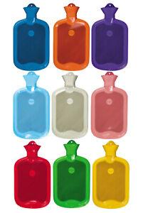 2.0L Plasticiser Free Single Ribbed Sänger Hot Water Bottle
