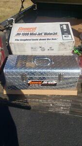 General Wire Lightweight Compact JM-1000 Mini-Jet Plumbing Tool Still in Box