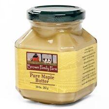 Brown Family Farm Maple Butter, 10 ounces