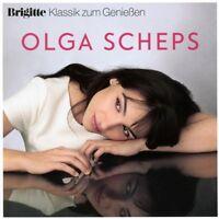 OLGA SCHEPS - BRIGITTE KLASSIK ZUM GENIEßEN: OLGA SCHEPS   CD NEU