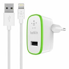 Belkin Line Adapter USB White 2400ma 1 2m Lightning Cable