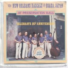 The New Orleans Rascals Of Osaka Japan: 25th Anniversary LP STAMP OFF S.O.S.1113